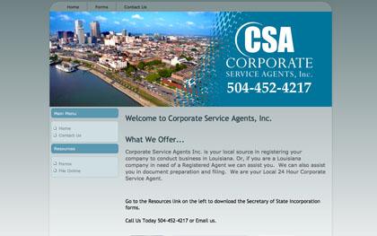 Web-CSA