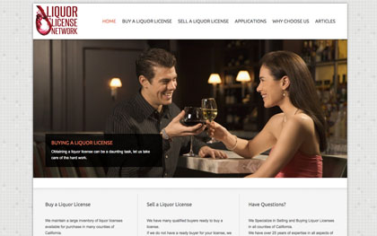 Web-Liquor